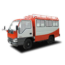 Emergency Utility Vehicle Isuzu NHR - Centro Manufacturing Corporation