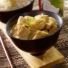 cuisine au lait de coco recette curry de poulet au lait de coco cuisine madame figaro