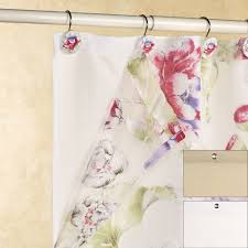 Thermal Curtain Liner Fabric by Fabric Shower Curtain Liner With Weighted Hem