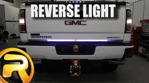 Access LED Back Up Light On A 2015 GMC Sierra 2500 - Fast Facts ... Backup Lights New Signs Reflective Flares Download Ets 2 Mods Preowned 2017 Ford F150 Xlt 4x4 Back Up Camera Heated Seat Truck Lights New Best Setup For Led Home Idea Rigid Industries Flush Mount Back Up Light Kits Show Us Yours Amazoncom Krator Led Hitch Brake Reverse Signal 4pc Redwhite Chrome 4 Round 15 Trailer Stop Tail Aux Backup Installed Today Dodge Ram Forum Dodge Forums Install Guide Starkey Products Kit On Our 2012 Of The Week Clear Optronics Glolight Sealed Dot Bul111cb Problem With