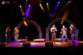 """Country Evolution"""" — Home Free LIVE – Spotlight Central – Medium"""