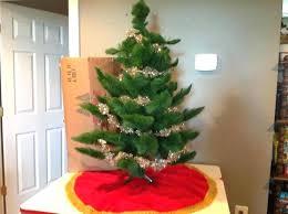 4 Foot Christmas Tree 4 Foot Lit Artificial Tree 4 Foot Christmas
