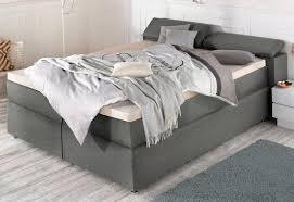 boxspringbett dekoration wohnung wohnideen schlafzimmer