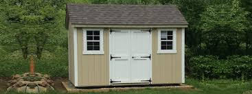 Amish Made Storage Sheds by Quality Amish Buildings Including Amish Patio Furniture Amish Mike