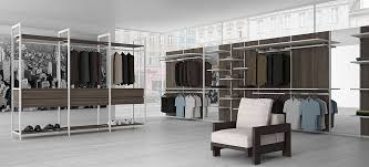 Clothing Display Hospitality Main 3 This Retail Store Has Been Outfitted With The Cali Shelving