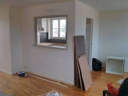 ouverture cuisine sur salon ouverture mur cuisine salon 14 appartement 23 pieces 50m2