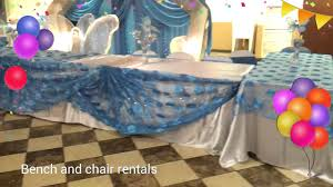 elegant quinceanera butterfly decorations youtube