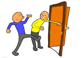 Hold the door please Brot2you