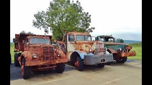 100 Mack Trucks Macungie Old YouTube