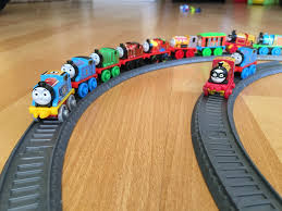 tracks for minis of thomas and friends toy trains pleasecheckout