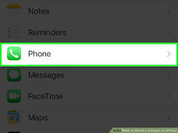 How to Block a Contact on iPhone 5 Steps with