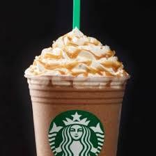 Salted Caramel Mocha FrappuccinoR Blended Beverage