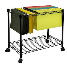 Simms Modern Shoe Cabinet Assorted Colors by Amazon Com Oceanstar Portable 1 Tier Metal Rolling File Cart