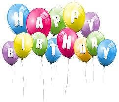 Transparent Balloons Happy Birthday PNG Picture Clipart is available for free View full size
