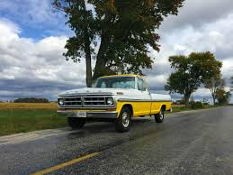 This 1971 Ford F-100 Is Built To Outlive You - Ford-Trucks.com 1971 Ford Truck Preliminary Shop Service Manual Original Bronco F Buy A Classic Rookie Garage F250 Heater Control Valve The Fordificationcom Forums File1971 F100 Sport Custom Pickup 209619880jpg Ranchero By Vertualissimo Awesome Rides Pinterest Mustang Shelby Mach 1 Tribute 2 Door 350 Wiring Diagram Simple Electronic Circuits It May Not Be Red But This Is A Fire Hot Rod 390 V8 C6 Trans 90k Miles Clean Proves That White Isnt Always Boring Fordtruckscom