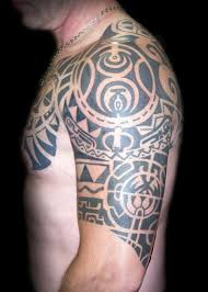 3d Mexican Eagle Tattoo Tribal