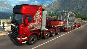 100 Euro Truck Simulator 3 2 Receives New Heavy Cargo DLC Today New