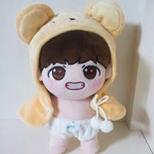 Bts V Plush Doll Kpop Merch I Want In 2018 Pinterest BTS