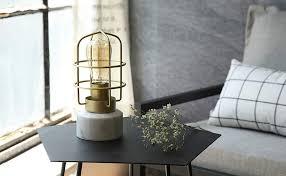 büromöbel hängeleuchte louisanne rustikal metall braun