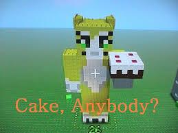 Stampy S Bedroom by Make This Cake Mr Stampy Cat By Robotweasel339 Deviantart Com