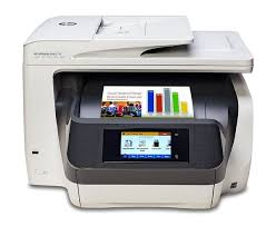 Amazon HP Officejet Pro 8730 D9L20A Wireless All In One Color Printer With Duplex Printing Electronics