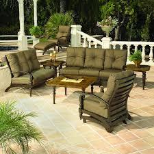 Mallin Patio Furniture Covers by Mallin Westfield Sofa Loveseat Set