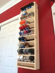 best 25 spray paint storage ideas on pinterest garage workshop