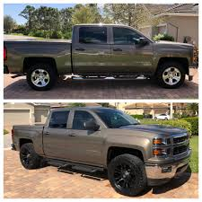 100 Trucks With Rims Before And After On My New To Me Truck