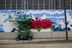 Denver Airport Conspiracy Murals by Rebirth Of A Mural Houston Chronicle