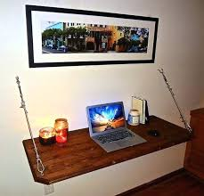 desk how to make a wall hanging desk how to make a wall mounted
