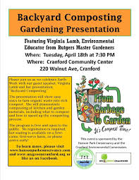 Backyard Composting Presentation - Clark NJ News - TAPinto Alcatraz Volunteers Composter Reviews 15 Best Bins And Tumblers Of 2017 Ecokarma 25 Outdoor Compost Bin Ideas On Pinterest How To Start Details About Compost Turner Tumbler Bin Backyard Worm Heres We Used Worms To Get The Free 5 Bins Form The City Phoenix Maricopa County Food Homemade Pallet Composting Garden Make An Easy Diy Blissfully Domestic