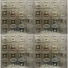 130 tin metal ceiling tile sixteen flowers