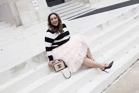 Rochelle Johnson Of Beauticurve Fashion Blog