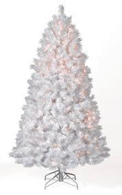 Mini Fiber Optic Christmas Tree Walmart by Christmas White Christmas Tree Walmart With Lights At Excellent