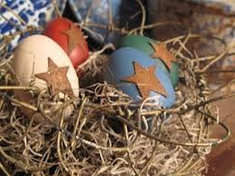 Primitive Easter Decorating Ideas by 143 Best Primitive Easter Images On Pinterest Easter Decor