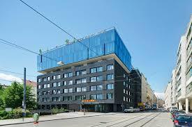 100 25 Hours Hotel Vienna Hours BWM Architekten ArchDaily