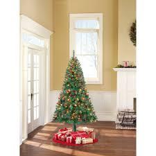 Upright Christmas Tree Storage Bag Uk by Holiday Time Pre Lit 6 5 U0027 Madison Pine Green Artificial Christmas
