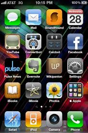 iPhone 4 Screenshot by awal1190 on DeviantArt