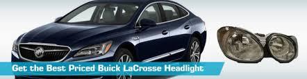 buick lacrosse headlight headlights crash dorman tyc