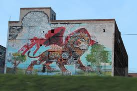 Famous Graffiti Mural Artists by Picture Of The Day The Spirit Of Detroit Twistedsifter