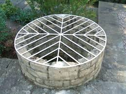 outdoor decorative well covers outdoor wall decor collections