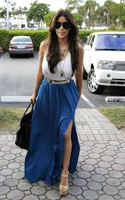 Think Long Flowy Dresses And Cute Rompers For Summer Theres Nothing Easier Breezier Than A Maxi Dress In The