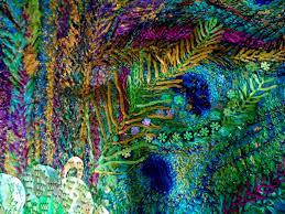 Peacock Painting Wallpaper Hd