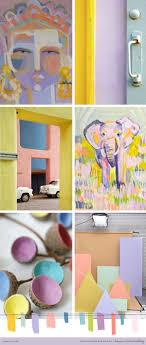 Love Print Studio Blog COLOUR CRUSH Mood Board Color Palette