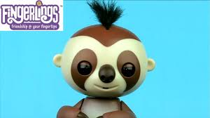 Fingerlings How To Play With Your Baby Sloth