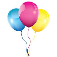 Similar Balloons PNG Image