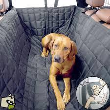 siege de transport elargisseur de siège gonflable de voiture pour chien