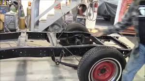 How To Install An Axle Flip Kit In A '66 Ford F100 Pickup - YouTube