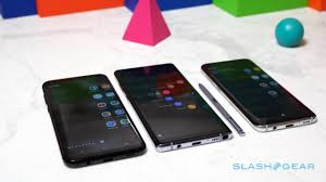 The Narrowing Gap Is Most Conspicuous When You Look At Galaxy S8 Its 62 Inch Screen A Fraction Of An Smaller Than That Note 8