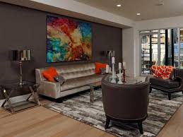 spanish living room color accent wall ideas carameloffers